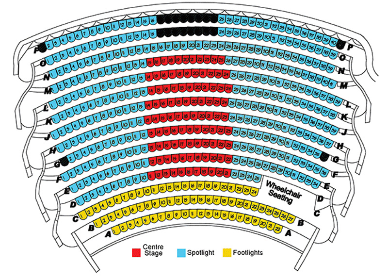 Theater Seating Chart Pictures To Pin On Pinterest Pinsdaddy